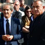 Alain Prost et Jean Alesi