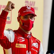 Mick Schumacher champion de Formule 2 avant son arrivée en F1