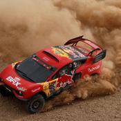 Dakar : la poisse ne lâche pas Sébastien Loeb