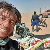 Dakar 2021 : Pierre Cherpin, motard amateur, est mort