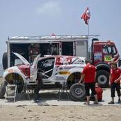 Le Dakar a trouvéson eldorado