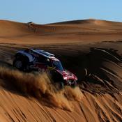 Dakar : Sainz et Brabec à une étape de la victoire finale