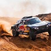 Trente ans après son premier succès, Stéphane Peterhansel remporte son 14e Dakar