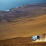 Un Dakar très Pacifique