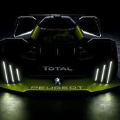 24 Heures du Mans : Peugeot lève le voile sur son Hypercar en piste dès 2022