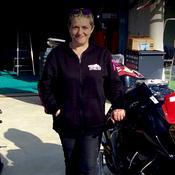 24 Heures Motos : Véronique Mondy, une femme à la tête d'une équipe