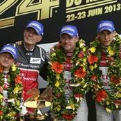 Kristensen : «Cette victoire est pour Allan Simonsen»