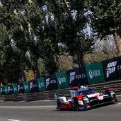 24 Heures du Mans : les deux Toyota dominent les premiers essais qualificatifs