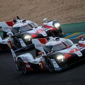 24H du Mans: Mano a mano entre les Toyota en tête