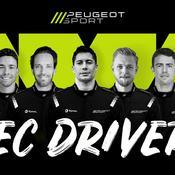 Peugeot dévoile sa «dream team» de pilotes pour son retour en Endurance