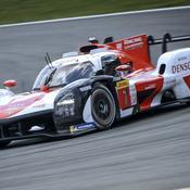 Toyota règne en maître sur les qualifications à Spa, Alpine en retrait