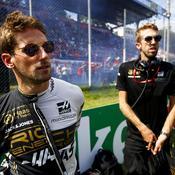 2020 : un duel Grosjean-Hulkenberg pour un volant chez Haas
