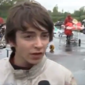 A 14 ans, Leclerc et Verstappen s'opposaient déjà sur une histoire de dépassement