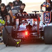 Alerte pour Vettel