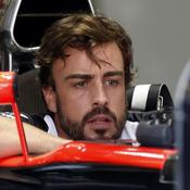 Alonso remet le contact
