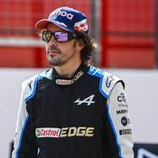 Alonso se considère «meilleur» qu'Hamilton et Verstappen