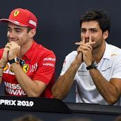 Avec Leclerc et Sainz, Ferrari pense avoir la «meilleure combinaison possible» pour retrouver les sommets
