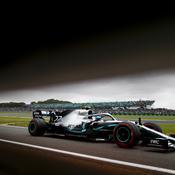 GP de Grande-Bretagne: la pole pour Bottas, Mercedes sort les muscles