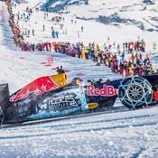Ce week-end, une Formule 1 pourrait-elle rouler sous la neige au Nürburgring ?