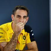 Abiteboul et l'arrivée d'Ocon chez Renault : «J'attends d'Esteban qu'il mette le feu»