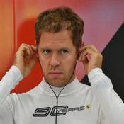 Ferrari : Dans l'ombre de Leclerc, Vettel broie du noir