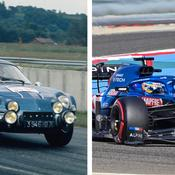 De la Berlinette à la Formule 1… La grande saga Alpine, l'outsider français