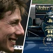 Disparition de Johnny Dumfries, marquis écossais, coéquipier de Senna et vainqueur au Mans