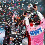 Impérial en Turquie, Hamilton s'offre un 7e titre mondial ... et égale Schumacher
