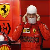 En fin de contrat et sous pression, Vettel reste déterminé à «gagner avec Ferrari»