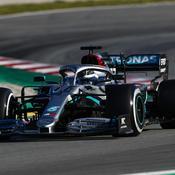 Essais de Barcelone : Mercedes garde la main