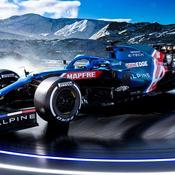 F1 : Alpine a dévoilé sa toute première monoplace