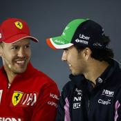 F1 : En quittant Racing Point, Sergio Pérez ouvre-t-il une porte à Sebastian Vettel ?