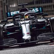 GP Abu Dhabi: Hamilton finit en beauté, les Français hors du coup