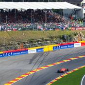 F1: le Grand Prix de Belgique pourra bien se tenir à huis clos