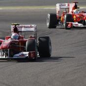 Ferrari ouvre en fanfare