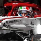 Antonio Giovinazzi (Italie, Alfa Romeo)