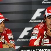 Ferrari s'en tire bien