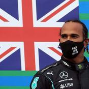 Formule 1 : appelez-le désormais «Sir Lewis Hamilton»