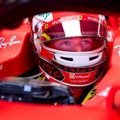 Formule 1 : Charles Leclerc ne mettra pas genou à terre avant le départ