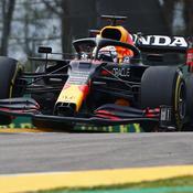 Au terme d'une course folle, Verstappen s'impose à Imola, Hamilton limite (très) bien les dégâts