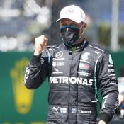 GP Autriche : Bottas signe la pole devant Hamilton