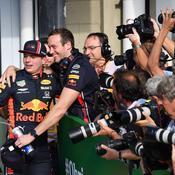 GP Brésil : Verstappen s'offre sa deuxième pole à Sao Paulo