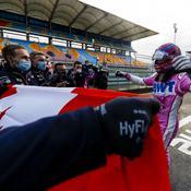 GP de Turquie : Stroll surprend en pole, Hamilton placé pour le titre