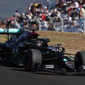 GP du Portugal : Hamilton confisque (encore) la pole, Schumacher dans le rétro dimanche ?
