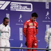 Grand Prix de Belgique : Leclerc en hommage à Hubert