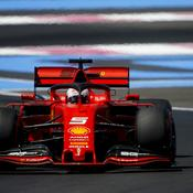 Grand Prix de France : Vettel, quand ça ne veut pas…