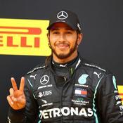 Hamilton et Bottas signent le premier doublé Mercedes de la saison