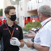 Grosjean forfait pour le dernier grand prix de la saison à Abou Dhabi