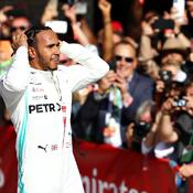 Lewis Hamilton - Crédit : Mark Thompson/Getty Images/AFP
