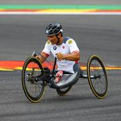 L'ex-pilote automobile Alex Zanardi est sorti du coma